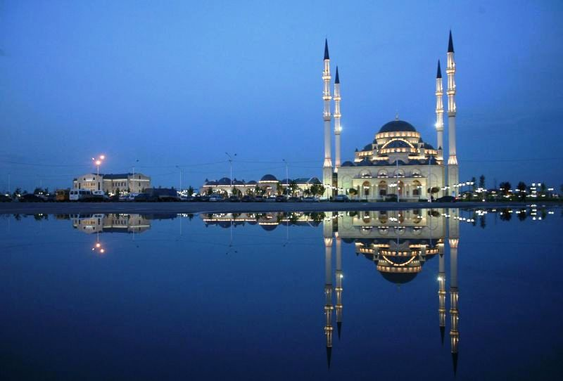 chechnya-mosque
