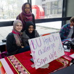 Mahasiswi Non Muslim Bertudung di Universiti Boston
